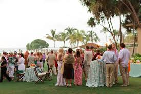 real wedding hawaiian welcome party u2013 laura hooper calligraphy