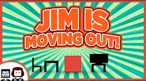 jim is moving out don u0027t break his furniture one room indie game