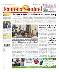 lexus financial loss payee 9 26 13 ramona sentinel by mainstreet media issuu