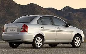 2008 hyundai accent fuel economy 2008 hyundai accent options features packages