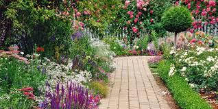 garden paths garden paths lost in the flowers