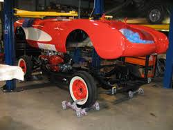corvette restoration shops restoration county corvette