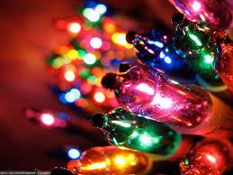 christmas lights desktop wallpaper wallpapers browse