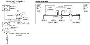 water well pump wiring diagram wiring diagram and schematic design