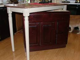 How To Make A Kitchen Table by How To Make Kitchen Island Out Of Cabinets Modern Kitchen