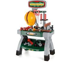 Toddler Tool Benches Buy Toyrific Work Bench With Tools At Argos Co Uk Your Online