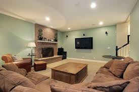 Minimalist Family Minimalist Basement Ideas For Family Bedroom Basement Decorating