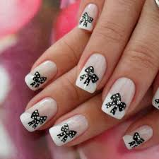 pearl french tip nail art sbbb info