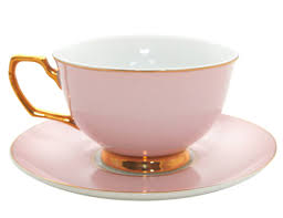 generic themed tea cups different colours available