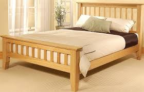 Oak Bed Limelight Phoebe Oak Bed Frame Solid Oak Kingsize Bedstead