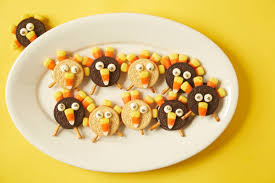 freshdirect and easy thanksgiving turkey cookies
