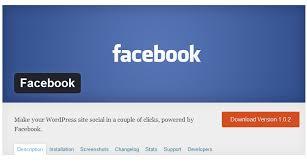 wordpress facebook plugin facebook plugin for wordpress wp template
