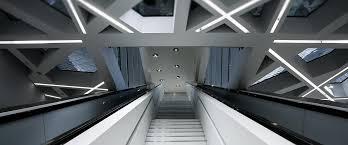 porsche museum structure projekte neues porsche museum stuttgart zuffenhausen stahl und
