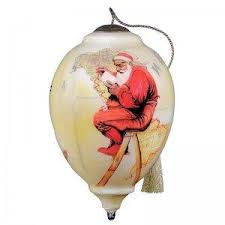 ne qwa ornaments by norman rockwell