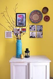 Tapeten Wohnzimmer Gelb Die Besten 20 Gelb Flur Ideen Auf Pinterest Gelbe