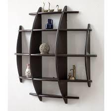 Espresso Floating Shelves by Storage U0026 Organization A Variety Of Floating Wall Shelves
