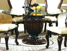 glass top tables dining room glass top tables dining glass top pedestal dining table dining table