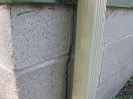 Bowing Basement Wall by Foundation Wall Cracks And Bowing Internachi Inspection Forum