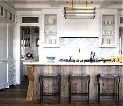 reclaimed wood kitchen islands this kitchen island but i would do warmer colors like a