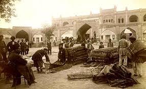 The Carpet Market Azerbaijani Rug Wikipedia