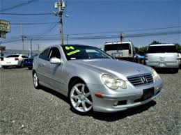 2004 mercedes c230 coupe used mercedes c class for sale in toms river nj 854 used c