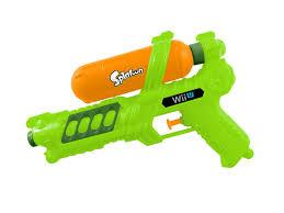splatoon water gun gift purchase nintendo