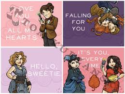 dr who valentines day cards geekstastic doctor who themed s day cards