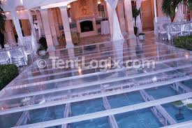 clear acrylic pool covers tentlogix