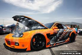 modified toyota toyota supra sports cars world of top autos
