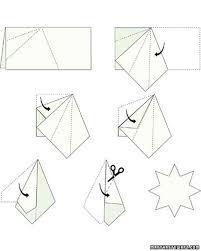 paper stars martha stewart