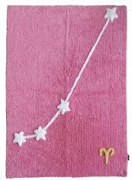 tapis de chambre bébé tapis chambre enfant constellation belier