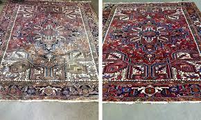 persian u0026 oriental rug restoration carpet dyeing by colorful carpets