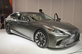 lexus new sports car lexus to offer hybrid version of ls luxury sedan