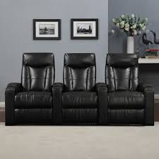Brown Leather Recliner Chair Sale Furniture U0026 Sofa Enjoy Your Holiday With Costco Home Theater