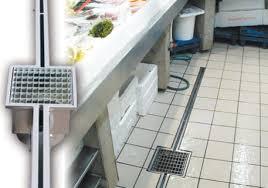 siphon de sol cuisine professionnelle caniveau siphon techneau 20 ans d equipement de sol