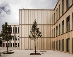 david chipperfield architects u003e hec of management paris