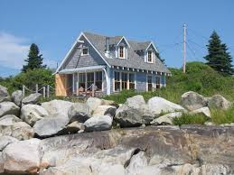 Cottage Rentals Ns by The Boathouse Cottage Oceanfront Vacation Rentals In Eagle
