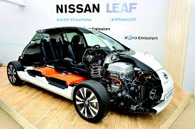 nissan leaf sri lanka nissan tests indian waters for all electric leaf