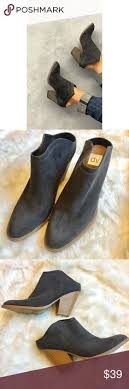 womens boots size 11 target s dv kenli perforated mule booties target style shoe