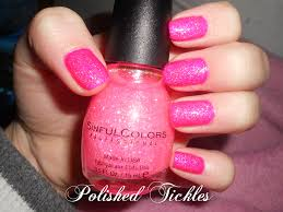 sinful colors review polished tickles and beauty