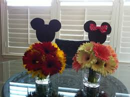 Mickey Mouse Center Pieces The 25 Best Mickey Minnie Centerpieces Ideas On Pinterest