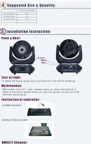 Cheap Moving Head Lights 2017 New Production Sunflower Led Disco Spot Moving Head Light