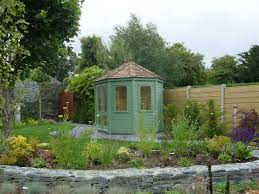 Gardens With Summer Houses - gazebos u0026 garden summer houses ni morrow sectional buildings