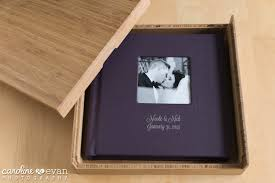 leather wedding photo album leather wedding album with box ta wedding photographers