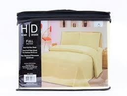 home design luxurious bed sheet set full u2014 valsan inc