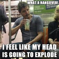 Hungover Meme - top 24 hangover meme 10 so peachy