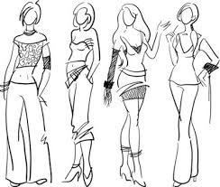 how to draw your fashion design sketches step by step