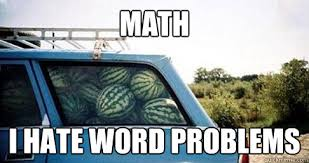 Meme Math Problem - math is hard memes quickmeme