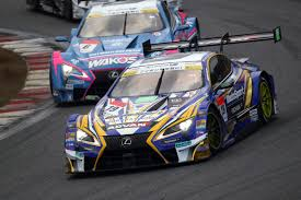 the lexus lc 500 is dominating japan u0027s super gt championship