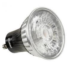 Led Gu10 Light Bulbs by Sylvania 0026819 5 5 Watt Dimmable Gu10 Led Light Bulb Cool White